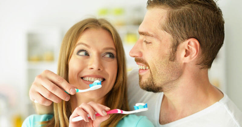Is It Really That Bad to Share a Toothbrush?